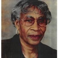 Violet Watson Sherman  October 23 1924  January 12 2020