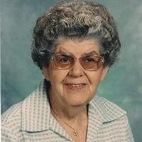 Eileen J Becker  June 15 1925  January 18 2020