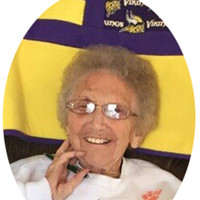 Lucille Mae Bye  May 25 1927  January 09 2020