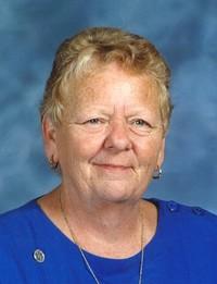 Elaine Bernadette Davis  October 02 1948  January 18 2020