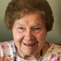 Margaret  Morgan  May 19 1921  January 20 2020
