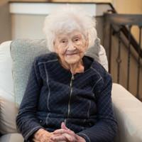 Marjorie Davidson  January 31 1920  January 16 2020