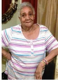 Ernestina Diaz Reyes  September 28 1944  January 17 2020 (age 75)