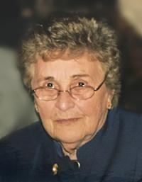 Florence Marie Houde  January 28 1923  January 21 2020