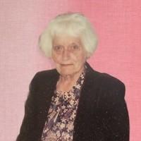 Katherine Morris  January 27 1926  January 21 2020