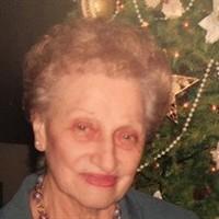 Sophie Kastanis  January 5 1923  January 17 2020