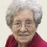 Edna Hannaford  October 15 1926  January 22 2020
