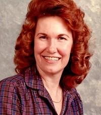 Lois Marie Nelson McGaughey  Thursday January 23 2020