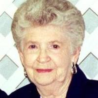 Frances Jane Gill  April 4 1915  January 25 2020