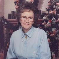 Annie Laura Eden  December 28 1924  January 26 2020