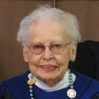 Christine E Johnson  March 29 1921  January 23 2020