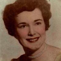 Anne Hartman  October 12 1930  January 25 2020