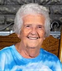 Annie Fay Tyler Ward  Monday January 27 2020