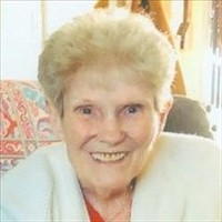 Doris Ann Collier  July 17 1935  January 27 2020