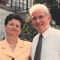 Anna and Peter Mihalopoulos  January 11 1939  January 25 2020