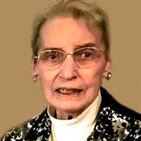 Ruth Marie Lodes  October 3 1937  January 28 2020