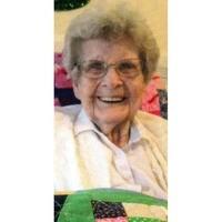 Sally Genevieve Bukis  March 18 1926  January 28 2020
