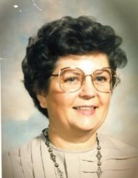 Cordula Juliane Fery-Dunstan  May 6 1928  January 23 2020 (age 91)