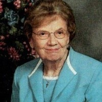 Ruth Alice Colclesser  July 11 1925  January 26 2020