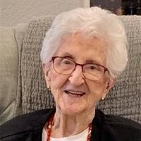 Martha H Reinhardt  January 19 1927  January 28 2020
