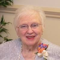 Betty Duncan Luznar  November 24 1929  January 29 2020