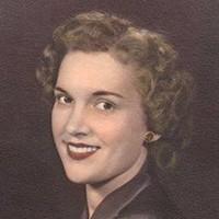 Kate Bailey Henderson  October 18 1922  January 31 2020