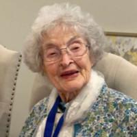 Mary Elizabeth Ellis  November 1 1925  February 2 2020