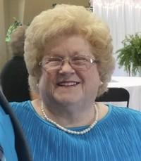 Carolyn White Mote White  Sunday February 2nd 2020
