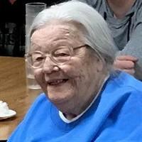 Nancy Laura Myhers  February 9 1935  February 3 2020