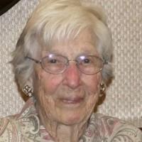Beatrice M Zagorda  May 05 1922  February 02 2020