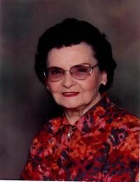 Margie Crick Perkins  August 8 1924  February 5 2020 (age 95)