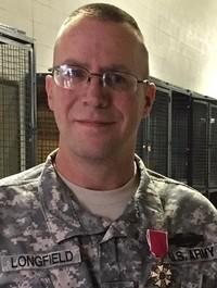 First Sergeant Donald Thomas Longfield  February 18 1965  February 5 2020 (age 54)