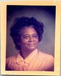 Gloria B Wilkerson  March 23 1932  January 18 2020 (age 87)