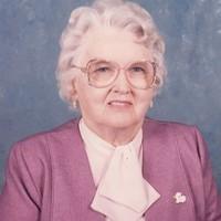 Hazel Irene Coalson  November 11 1918  February 09 2020