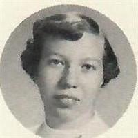 Katherine Mae Lilly  July 19 1937  February 9 2020