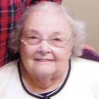 Marian F McKeown  February 27 1925  February 10 2020