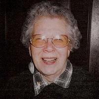 Millie Irving  August 8 1925  February 8 2020