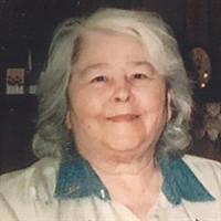 Wanda Lou Opal Cline  October 30 1934  February 8 2020