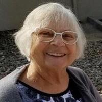 Marilyn Sue Klawunder  April 5 1941  February 3 2020