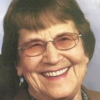 Rita Catherine Maki  March 5 1923  January 31 2020