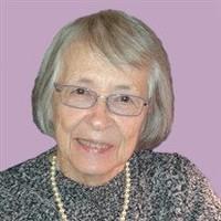Ann Cecilia Johnson  February 8 1931  February 9 2020