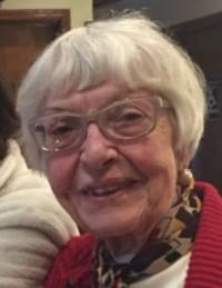 Elizabeth Louise Betty Lou Massell  2020