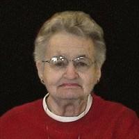 JoAnne Davidson  October 23 1930  February 14 2020
