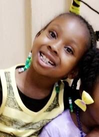 Brooklynn Celestina Bradford  May 31 2012  February 10 2020 (age 7)