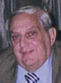 Nicholas Vitris  April 29 1931  February 12 2020 (age 88)
