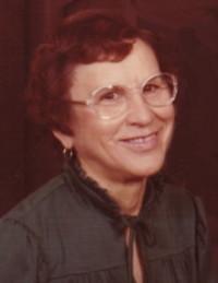 Gertrude Gert Elizabeth Korbach  August 25 1918