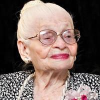Helen Liddy Vance  September 05 1913  February 15 2020
