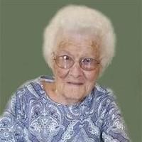Ella Mugele  October 13 1913  February 17 2020