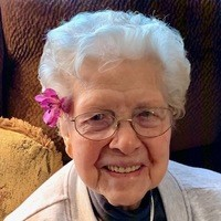 Norma Florence Chittenden  February 18 1924  February 16 2020