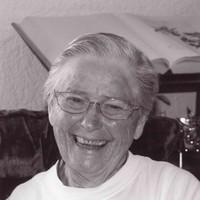 Connie Joan Robertson  July 28 1932  February 12 2020